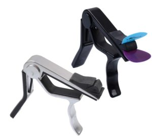 Alice-Black-And-Silver-font-b-Capo-b-font-For-Acoustic-Electric-Classical-Guitar-Cappo-On