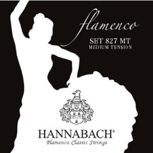 hannabach-flamenco-827-mt